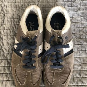 Original Penguin Shoes - Men's size 10.5 suede casual sneaker
